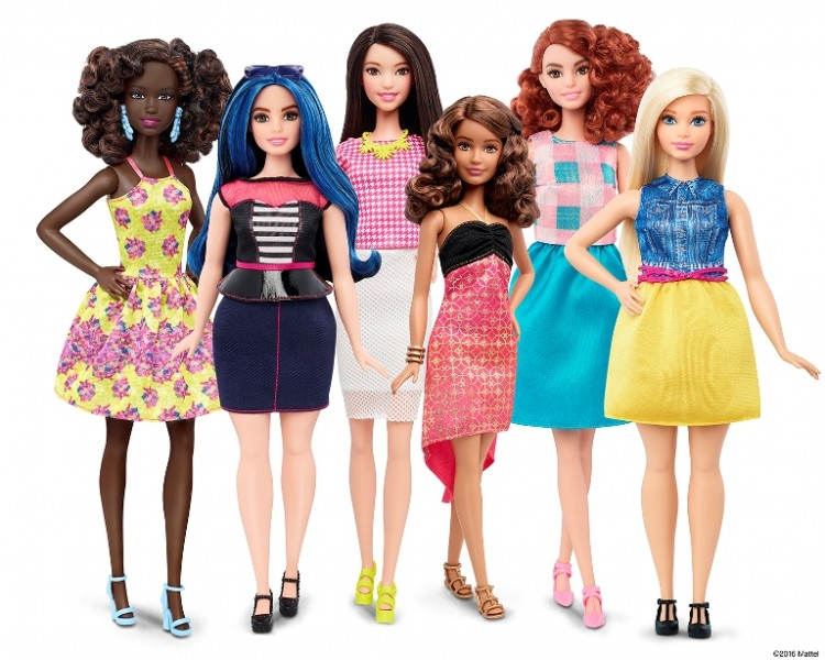 Barbie Fashionitas 2016