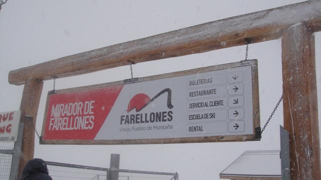 Farellones Chile