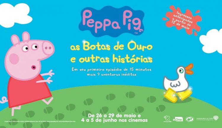 Episódios inéditos de Peppa Pig!