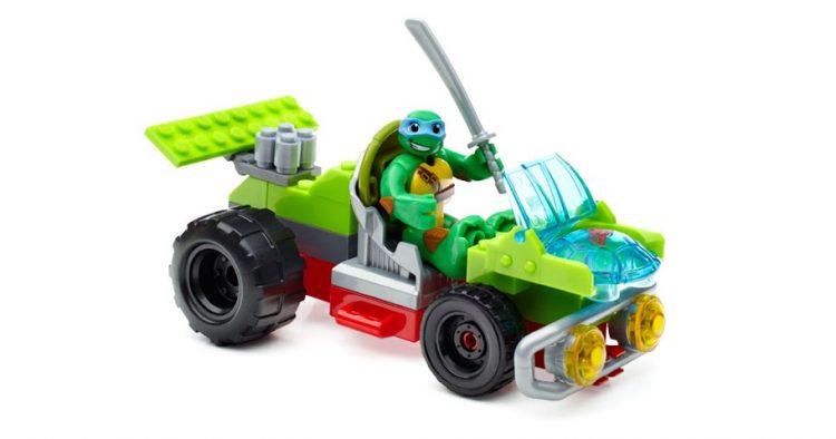Buggy Ninja Mega Bloks