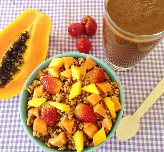 café da manhã Mãe Terra ll b