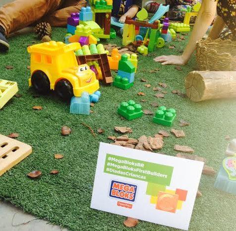 Mega Bloks Casa do Brincar