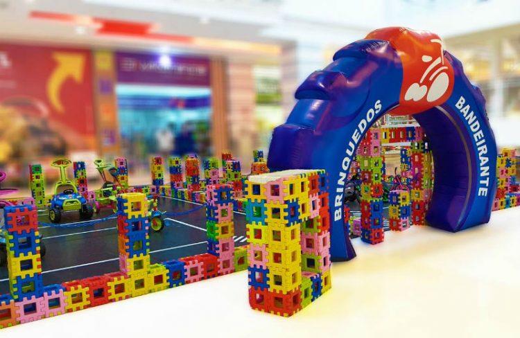 Teste Kids Shopping Light