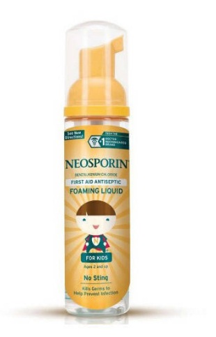 neosporin for kids