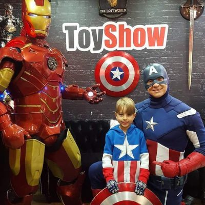 Dia das Crianças Toy Show