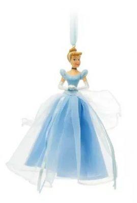 Enfeite Disney Cinderela, à venda na Cromus online, R$ 37,90