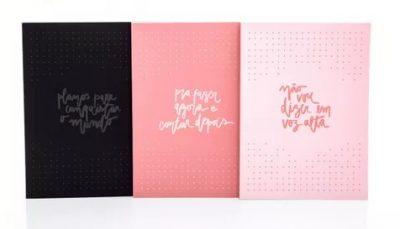 conjunto de cadernos imaginarium
