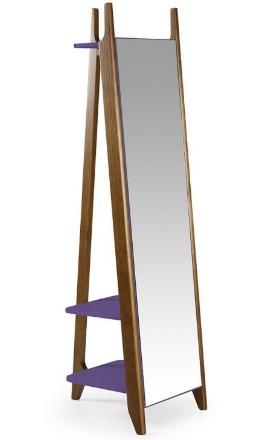 espelho de chao mobly