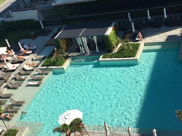 piscina Grand Hyatt Rio de Janeiro
